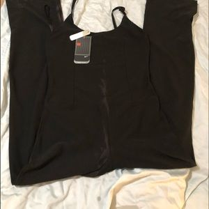 Women's Nike Dri-fit one piece yoga suit med NWT